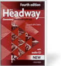 New Headway Elementary Workbook and iChecker Pack with key FOURTH edition