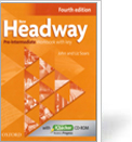 New Headway Pre-Intermediate Workbook and iChecker with key FOURTH Edition